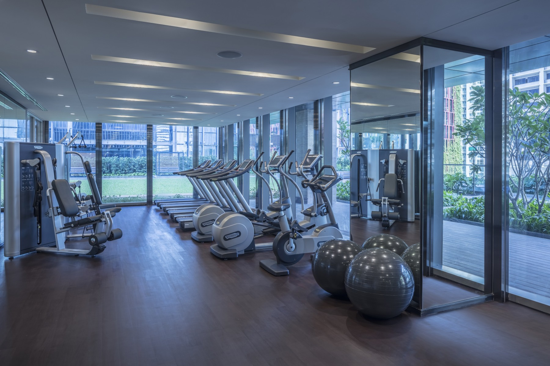 Fitness wellbeing sofitel singapore city centre