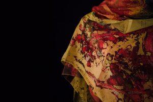 Bouquet Magnifique Shawl