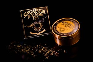 Singapour Je T'aime Tea