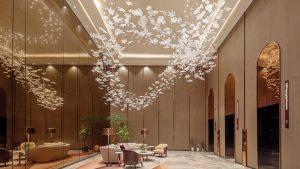 Sofitel Singapore City Centre - Arrival Lobby