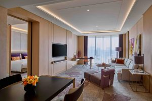 Sofitel Singapore City Centre Prestige Suite