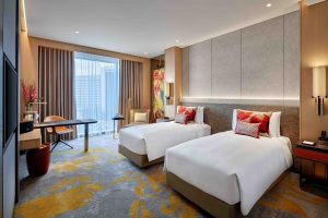 Sofitel Singapore City Centre Twin Luxury Room