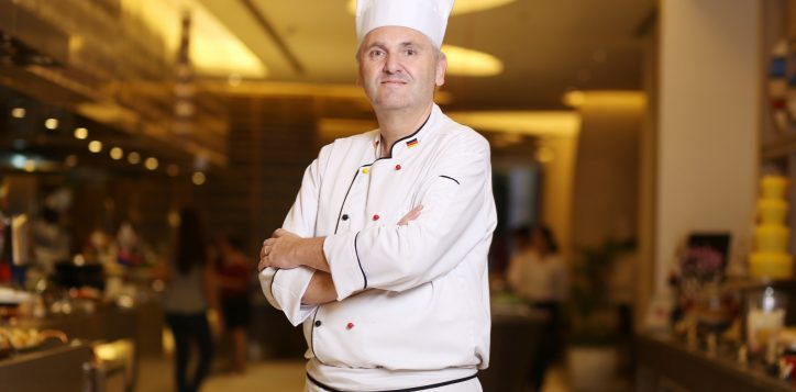 Chef Michael Schauss