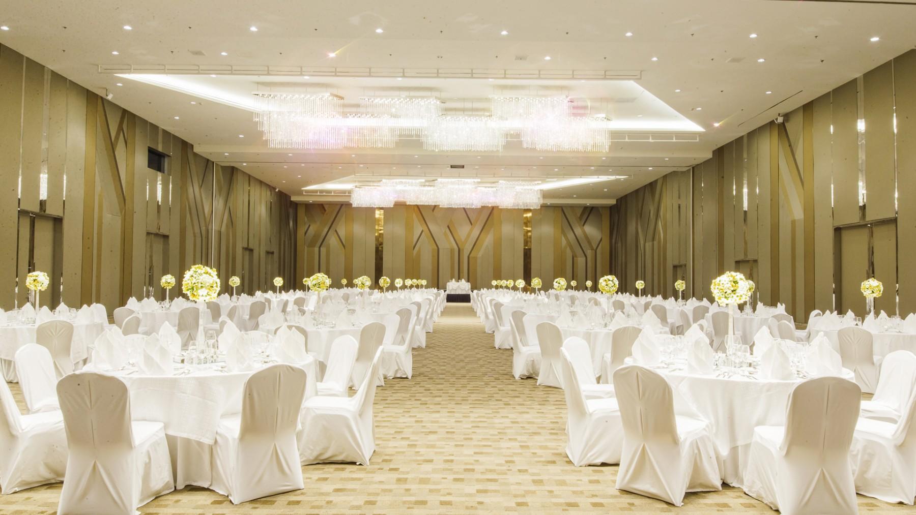 Meetings & Events - Novotel Manila Araneta Center