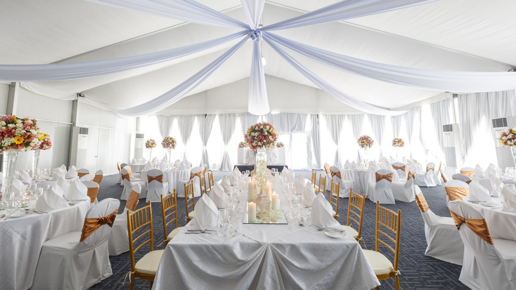 Marquee Hire in Yorkshire: Countryside Events