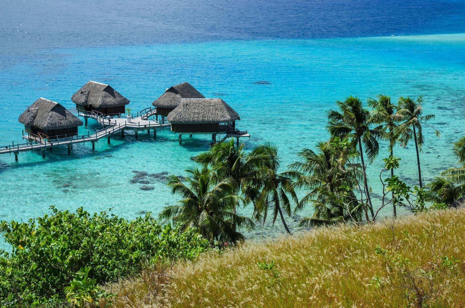 Sofitel Bora Bora Private Island Horizon Bungalow