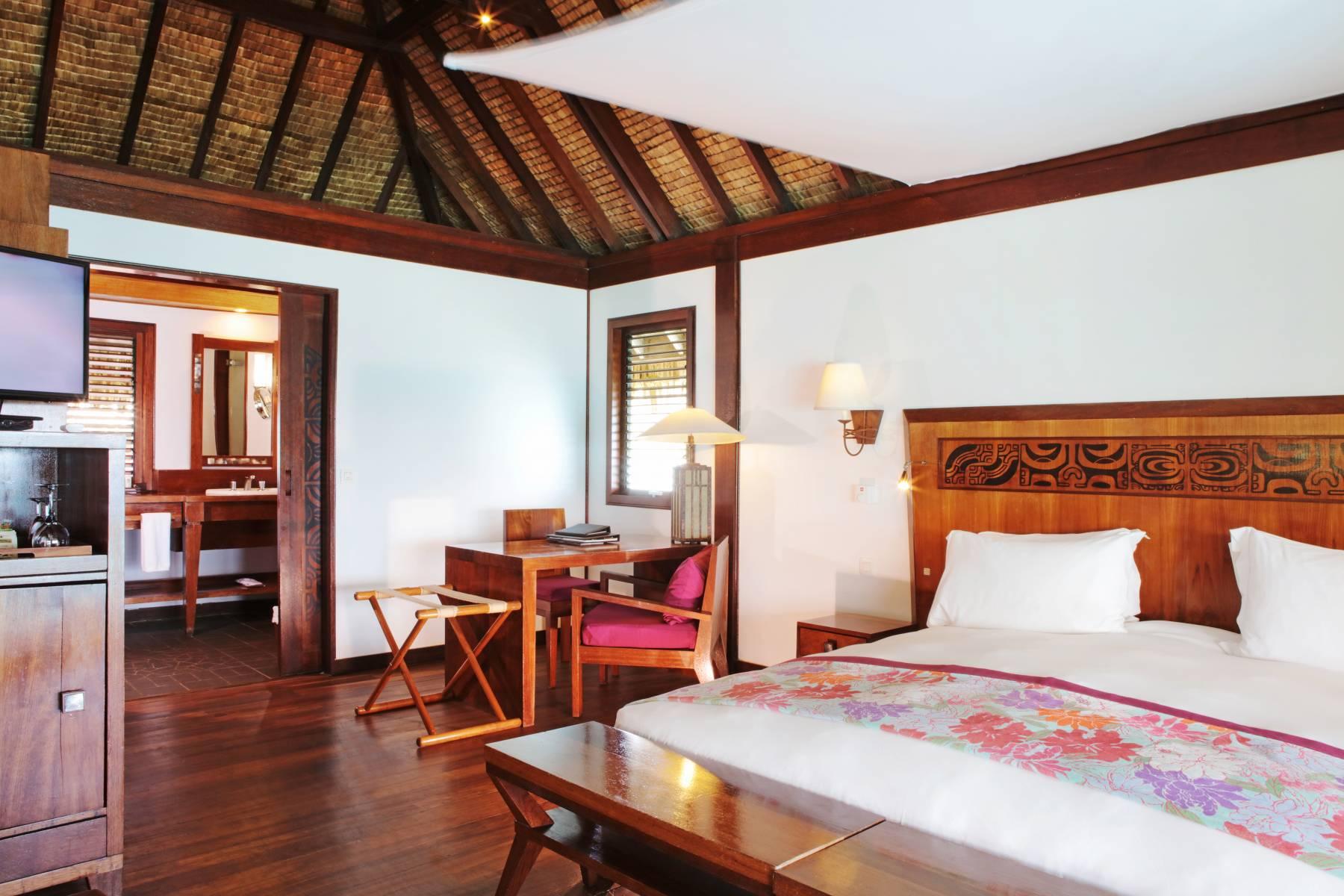 Sofitel Bora Bora Private Island Live The French Way