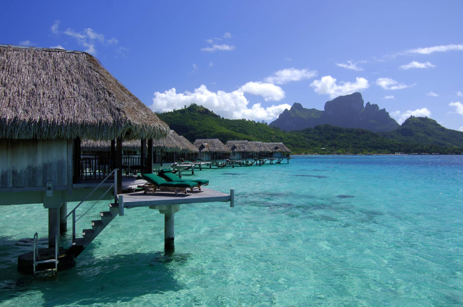 Sofitel Bora Bora Private Island Live The French Way
