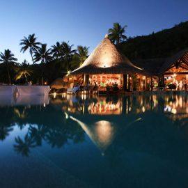 Sofitel Bora Bora Marara Beach Resort Hurricane Bar