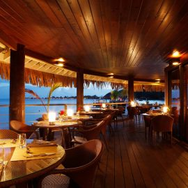 Sofitel Bora Bora Marara Beach Resort Latitude Restaurantresized