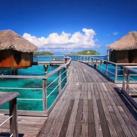 Sofitel Bora Bora Marara Beach Resort Overwater Bungalows