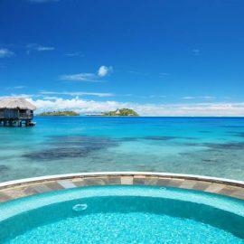 Sofitel Bora Bora Marara Beach Resort Poolside