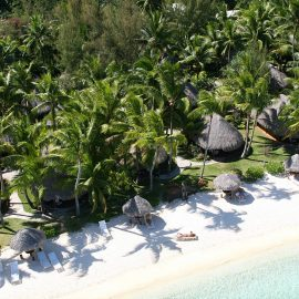 Sofitel Bora Bora Marara Beach Resort bungalow