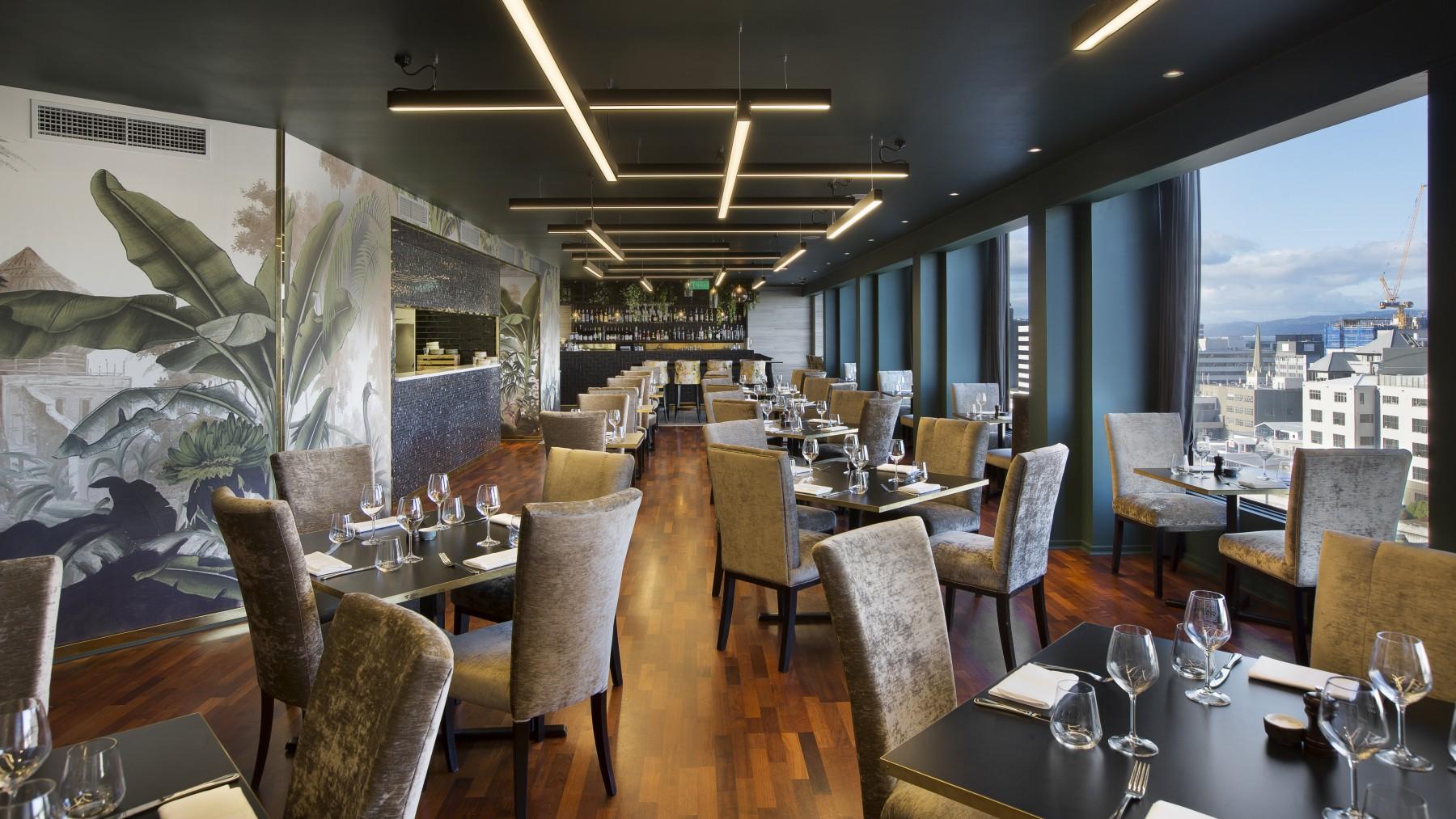 Grand Mercure Wellington Forage Kitchen Bar
