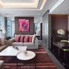 Opera Suite Living Area