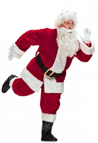 kids-holiday-treat-with-santa-claus