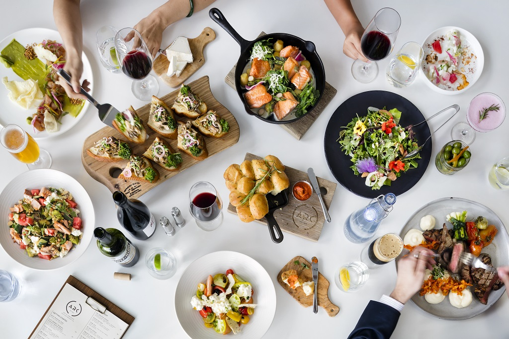 Dive Into A World Of Taste With Set Lunch And Dinner Menus Food