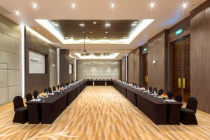 Meetings & Events - U shape Meeting room
