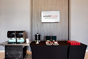 Meetings & Events - Coffee break at the ballroom
