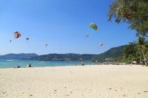 Patong Beach destination