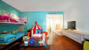 One-bedroom Family Fun Suite
