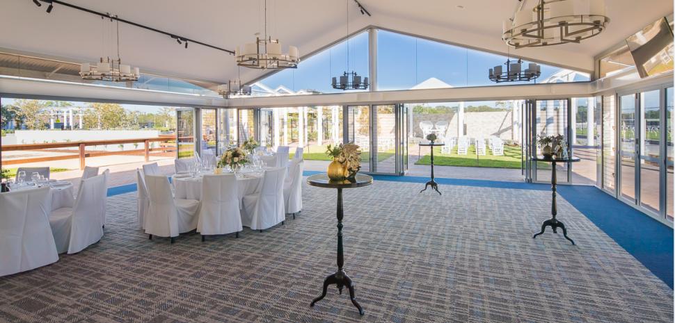 The William Inglis Hotel - The Garden Pavilion