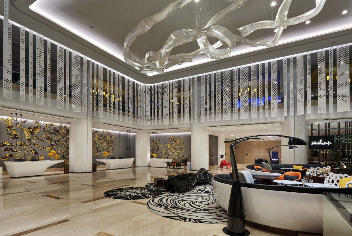 Pullman Kuala Lumpur City Centre 5 Star Hotel Official