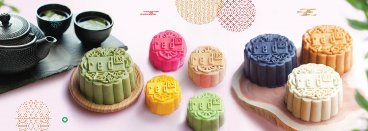 Handcrafted Mooncakes - Pullman Kuala Lumpur City Centre
