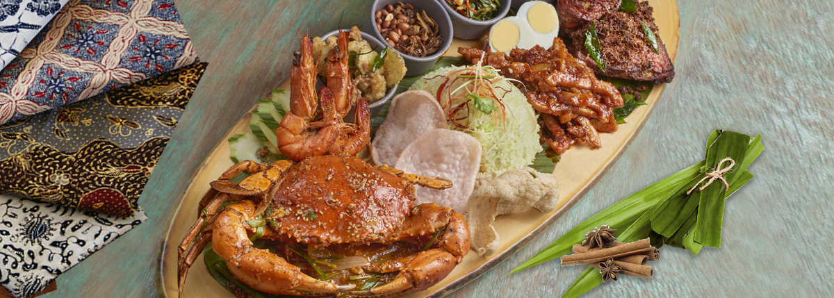 Crab Nasi Sedap!