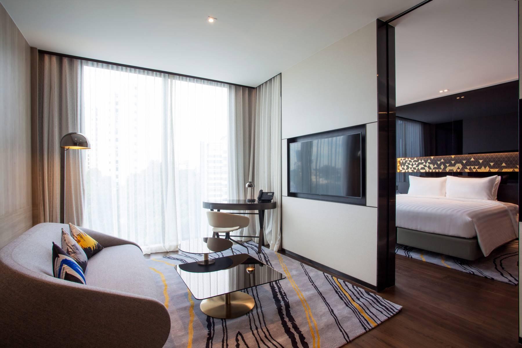 novotel suite  novotel singapore on stevens
