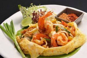 Special Thai Menu