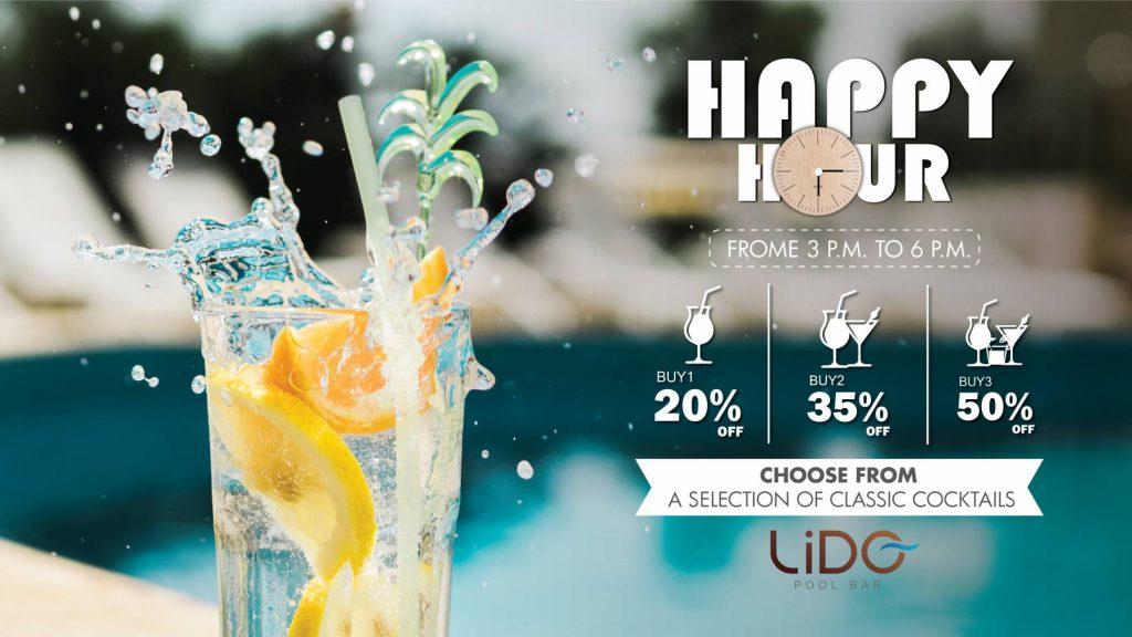 Happy Hour Pool Bar