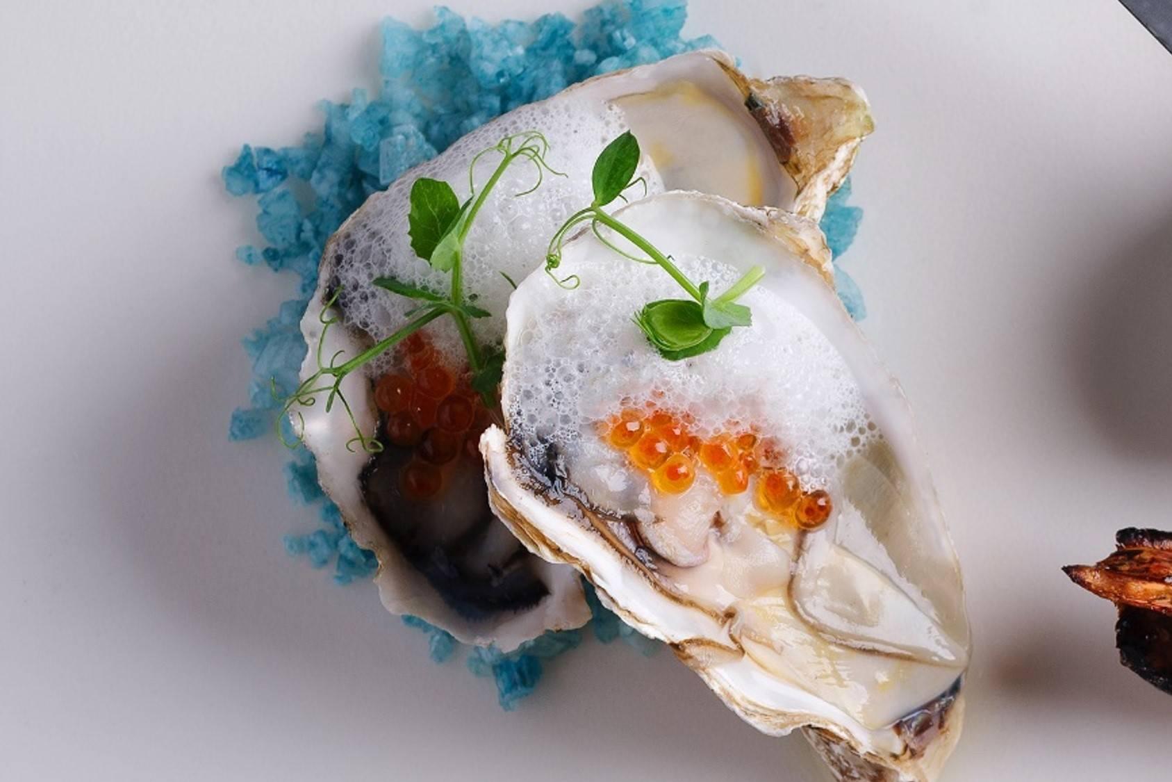 sizzle seafood dish