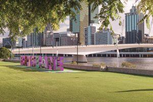 Discover South Bank Brisbane