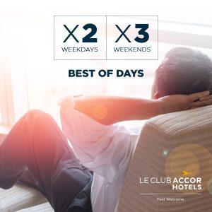 Best of Days Le Club AccorHotels