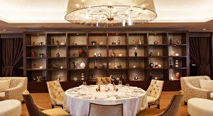 Deluxe Serviced Residence - Restaurant at Joy Nostalg Manila