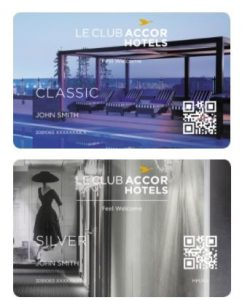 Le Club Membership Cards