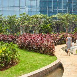 Exterior Hendra Gunawan garden hires