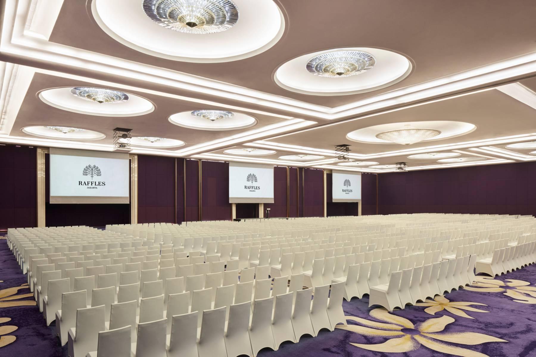 Meetings Events Raffles Jakarta Luxury Hotel In Kuningan