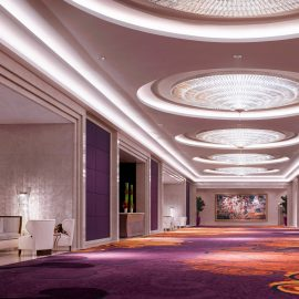 MICE Ballroom Foyer hires HBAedit