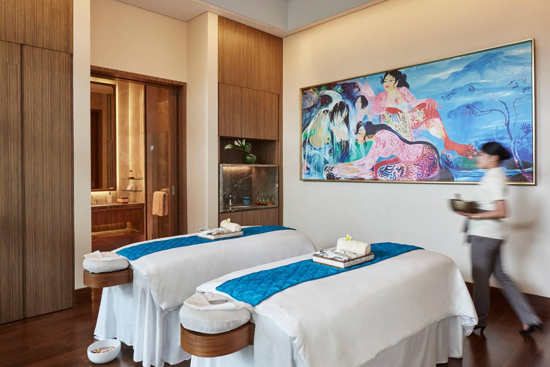 Spa & Wellness - Raffles Jakarta - Luxury hotel in Kuningan