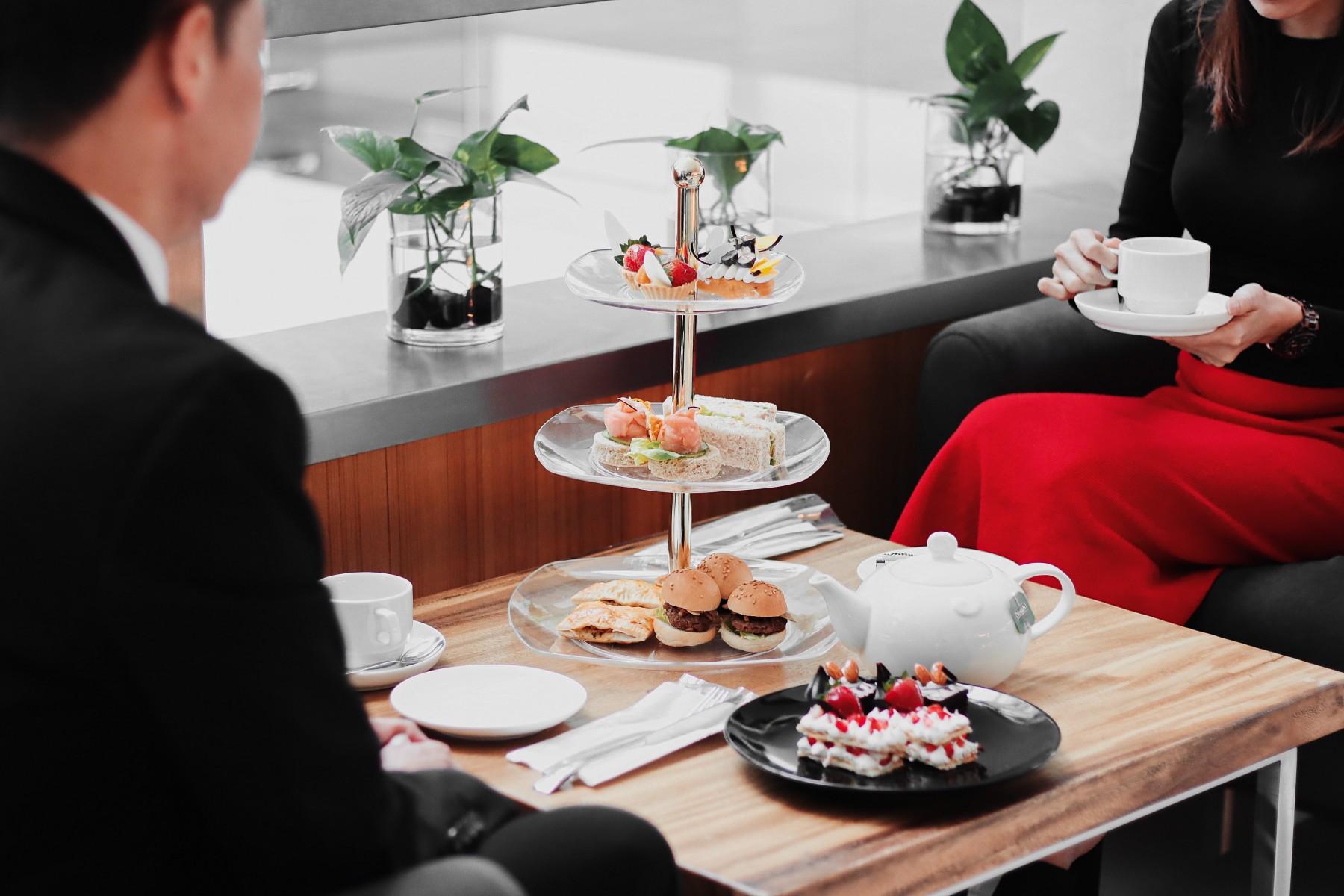 Weekend English Afternoon Tea
