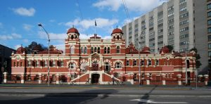 Melbourne City Baths is close to ibis Melbourne Hotel