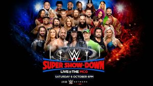 WWE Melbourne Super Show-Down at MCG