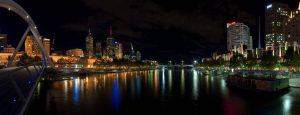 Merlbourne Yarra Dinner Cruise Night Light