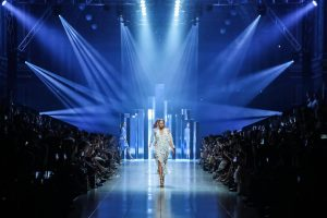 Virgin Australia Melbourne Fashion Festival Runway