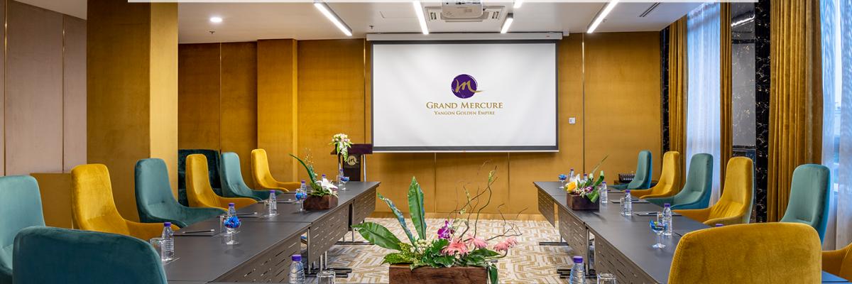Grand Mercure Yangon Golden Empire Enjoy Complimentary