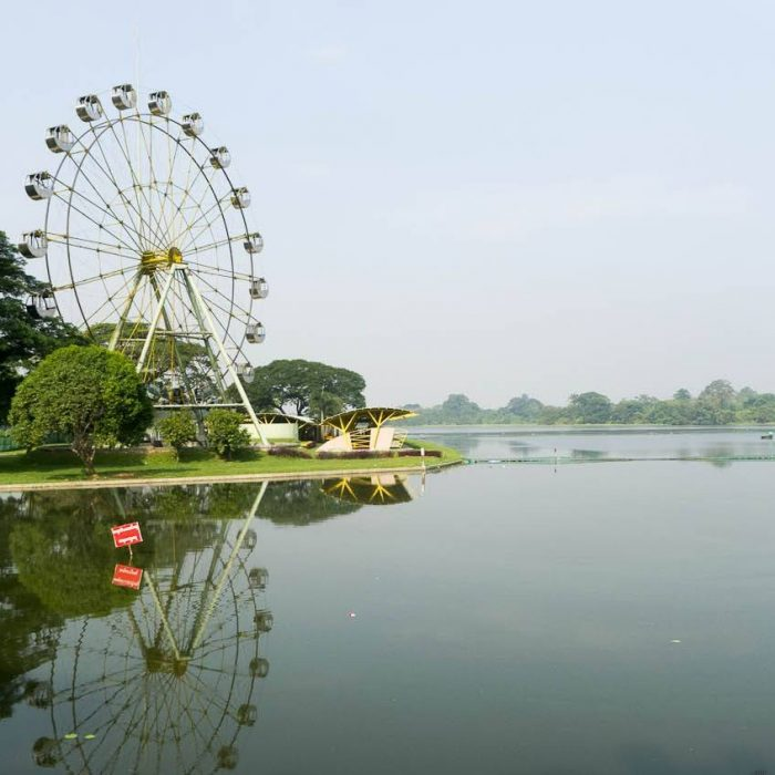 inya-lake