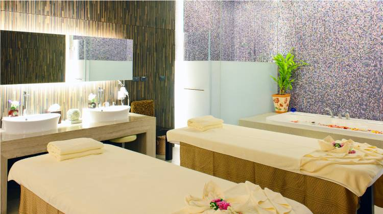 Spa Promotion at IMPACT