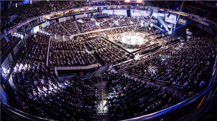 ONE Championship DREAMS OF GOLD